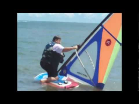 The windsurf crash compilation
