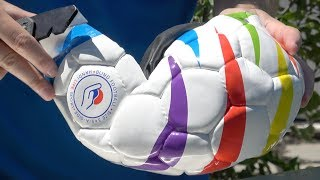 What's inside a Blind Person's Soccer Ball?