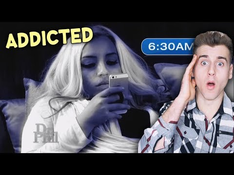 Meet The Girl Who's Addicted To The Internet