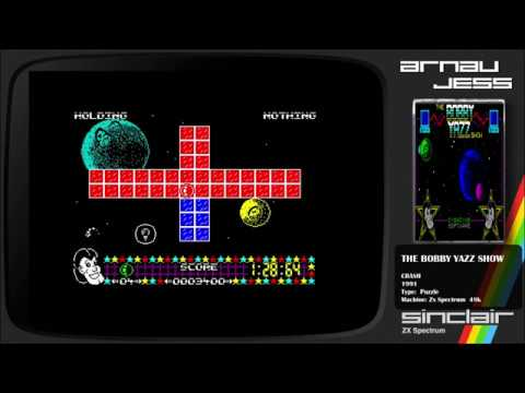 THE BOBBY YAZZ SHOW Zx Spectrum