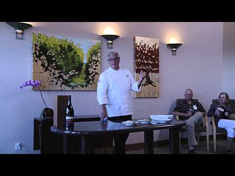 Bouchaine August Chef Series - Chef David Slay of Park Avenue in Orange County, CA