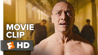 Glass Movie Clip - The Horde and Mr. Glass Encounter Some Guards (2019) | Movieclips Coming Soon