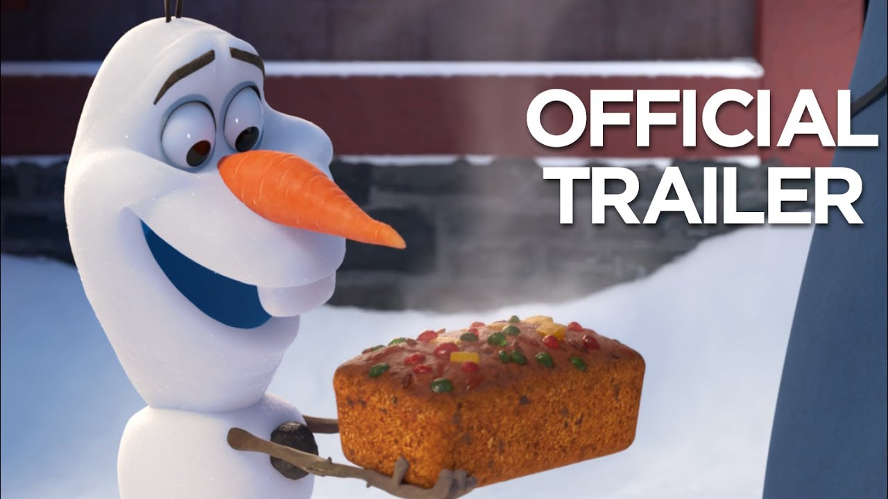 watch Olaf's Frozen Adventure [Short Attached to Coco] Theatrical Trailer