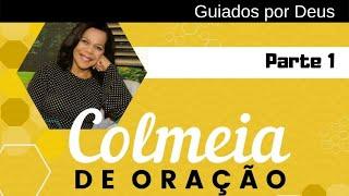 10/07/19 - Colmeia de Oração - Parte 1 - Guiados por Deus - Rosana Fonseca