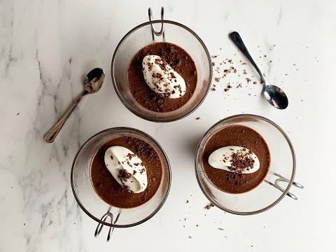 3-Ingredient Chocolate Mousse Vs. 4-Ingredient Chocolate Mousse ? Tasty