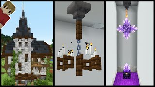 Early 1.17 Minecraft Building Tricks and Tips (Snapshot)