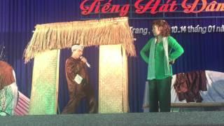 Ca kịch: Vợ chồng làm biếng - Trường mầm non Sơn Ca Nha Trang