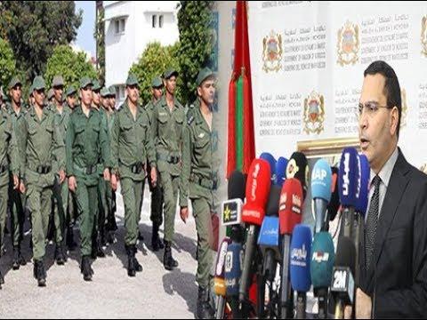 الخلفي يكشف عن أجرة أداء الخدمة العسكرية