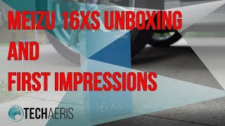 Meizu 16Xs Unboxing and First Impressions