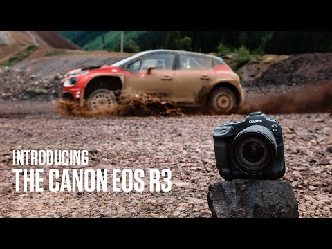 Outpace. Outperform. - Introducing the new Canon EOS R3