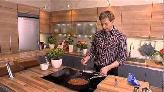 Jauheliha-spagettivuoka