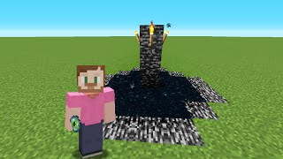 Can You beat Minecraft On A SuperFlat World?