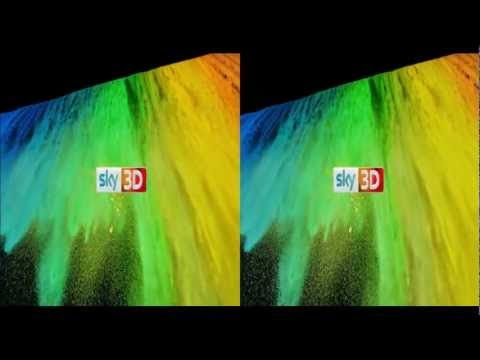Sky 3D UK Continuity March 2012 King Of TV Sat