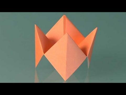 Comment faire une cocotte en papier ?
