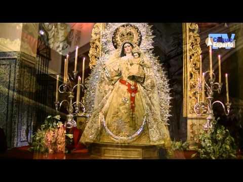 Besamanos de la Virgen de las Nieves