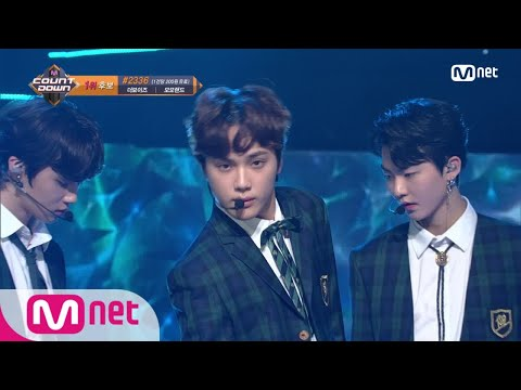 [THE BOYZ - Boy] KPOP TV Show | M COUNTDOWN 180111 EP.553