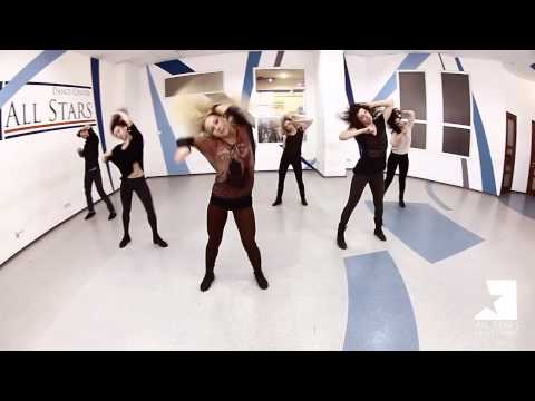 Другие Правила -- Лети! Беги!. Jazz Funk by Natesha.All Stars WorkShop 8