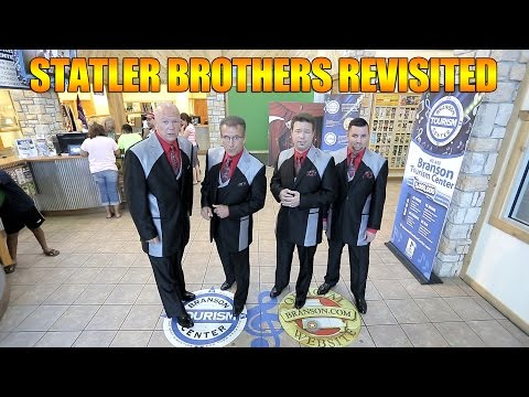 Statler Brothers Revisited | Branson MO | Webcam Show