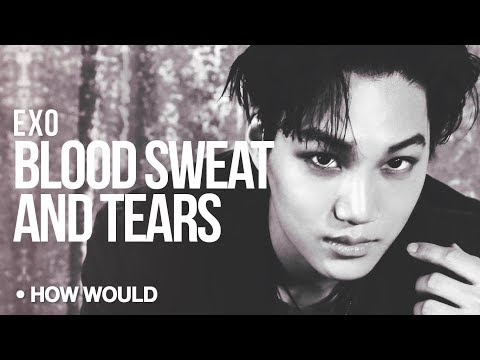 How Would EXO Sing - BTS ''Blood, Sweat and Tears'' (Line Distribution)