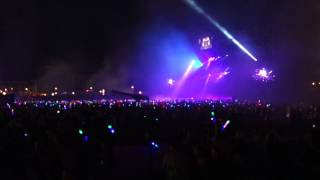 Calvin Harris - Under Control (Live at Weekend Festival 2014)