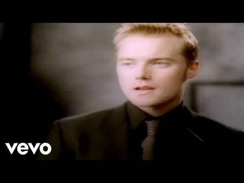 Boyzone - You Needed Me (Official Video)