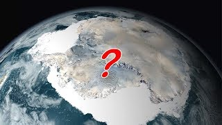 Antarctica…THIS is What They Don't Want You to Know about the South Pole