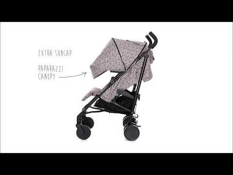 Elodie Details - Stockholm Stroller 3.0 - Petit Botanic