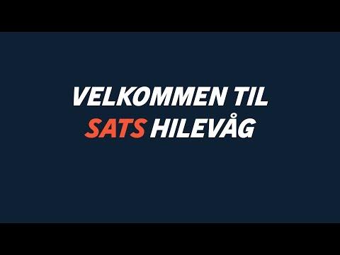 Velkommen til SATS Hillevåg