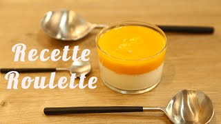 Recettes de cuisine : Marmiton Panna Cotta à la mangue ! en vidéo