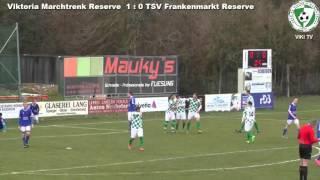 Viktoria Marchtrenk Reserve - TSV Frankenmarkt Reserve