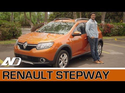 Renault Sandero Stepway - Económico campero