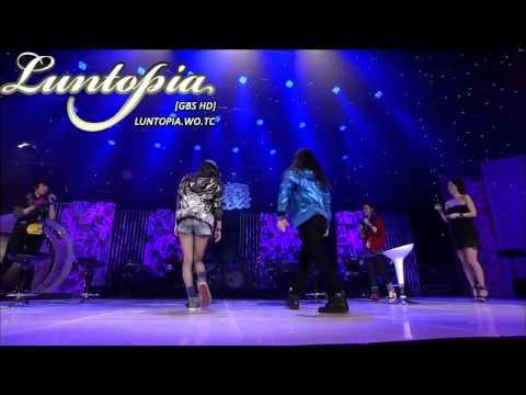 [KJE's Chocolate] f(x) Luna & Krystal Dance