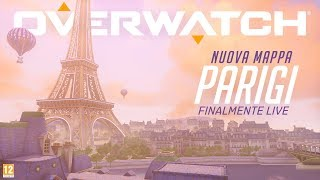 Overwatch - Nuova mappa disponibile   Parigi