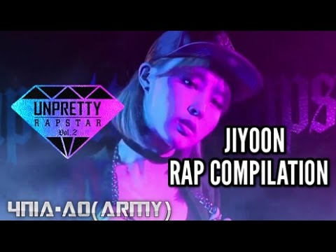 Unpretty Rapstar 2: Jiyoon Rap Compilation
