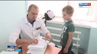 Около 40 тысяч детей в Омской области заняты в спортивных кружках и секциях