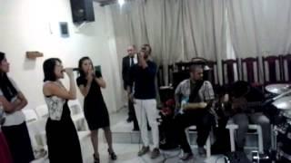 Grupo de louvor(Som da Adoração).AD.Ministerio S.P