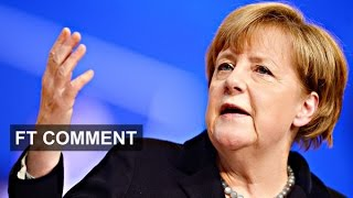 FT person of the year – Angela Merkel