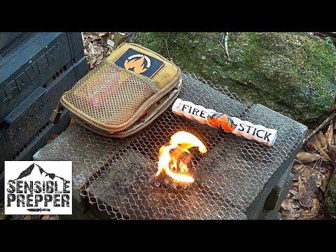 CombatWild Fire Stick Fire Tinder Review