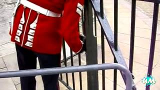 Royal Guards spectacular fails