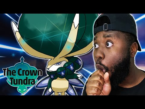 CROWN TUNDRA IS HERE?!! | Pokemon Sword & Shield DLC Expansion LIVE! (PRE-RELEASE PARTY)
