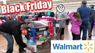 WE went BLACK FRIDAY SHOPPING WALMART 2019