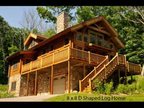 Log Home Builders WI