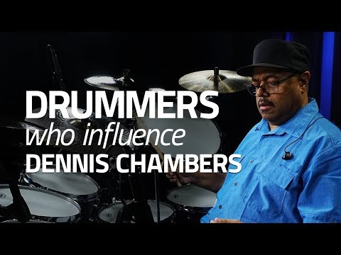 Dennis Chamber's Biggest Influences (Drumeo)