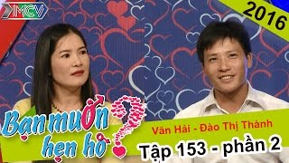 Kết thúc có hậu cho cặp đôi đã từng một lần ... đổ vỡ hôn nhân | Văn Hải - Thị Thành | BMHH 153