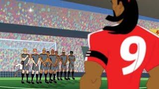 S2E2 - Training Trap! | SupaStrikas Soccer kids cartoons | #soccer #football #supastrikas