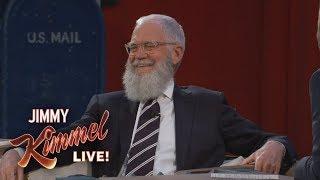 David Letterman on Giving Conan O'Brien a Horse