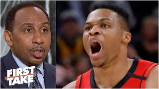 Stephen A. explains why the Rockets don't fear the Lakers like the Warriors' dynasty | First Take