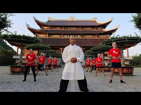 Master Wong VIP Training in Vietnam HA LONG BAY