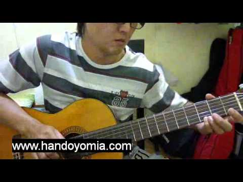 how to play you re so vain on guitar