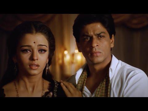 Devdas - Movie Best Dialogue Scene 01   Shahrukh Khan, Aishwarya Rai, Madhuri Dixit & Jackie Shroff